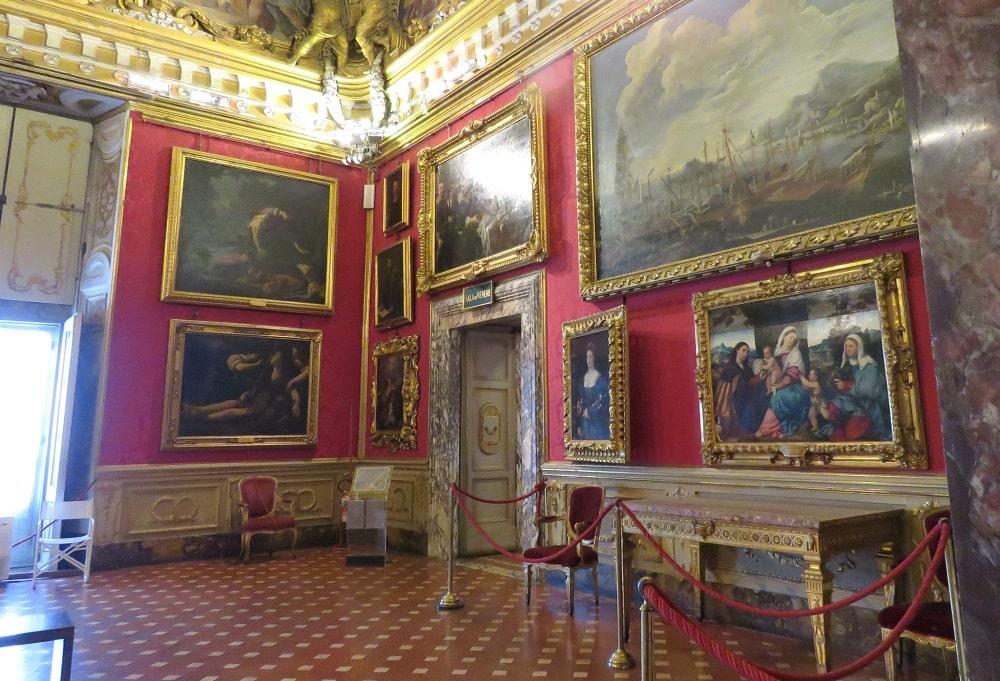 Палатинская галерея