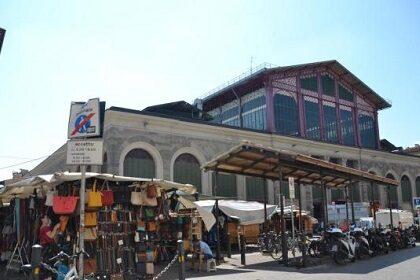 Рынок Сан Лоренцо во Флоренции
