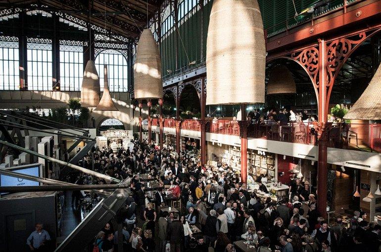 Рынок Сан-Лоренцо