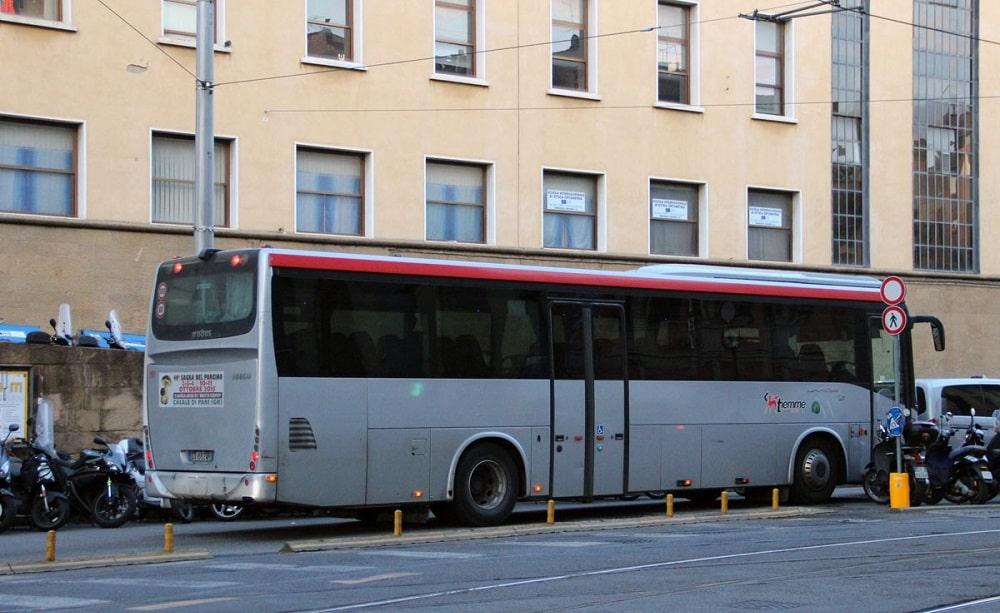 Автобус Tiemme