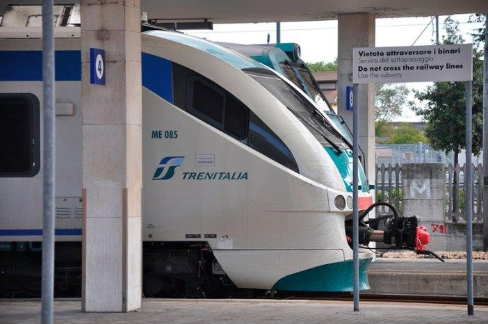 Поезд в Сиену