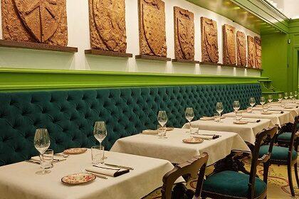 Мишленовские рестораны во Флоренции
