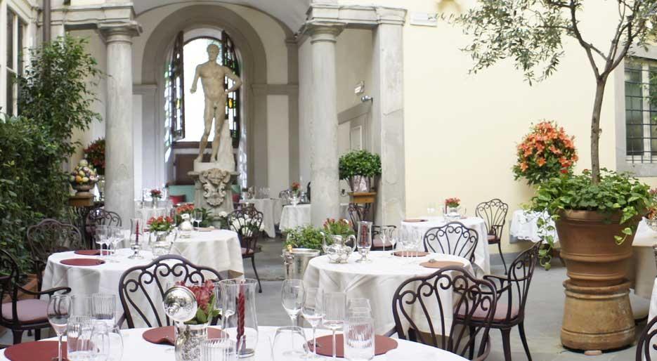 Ресторан Enoteca Pinchiorri