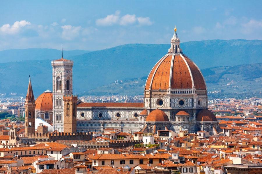 Центр Флоренции