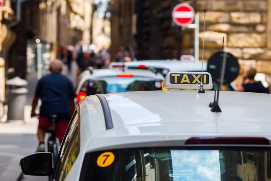 Такси во Флоренции