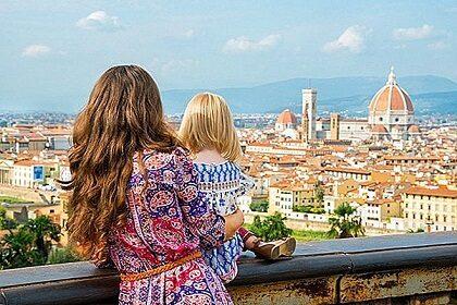 Флоренция с детьми
