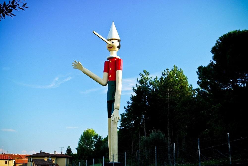 Парк «Пиноккио»