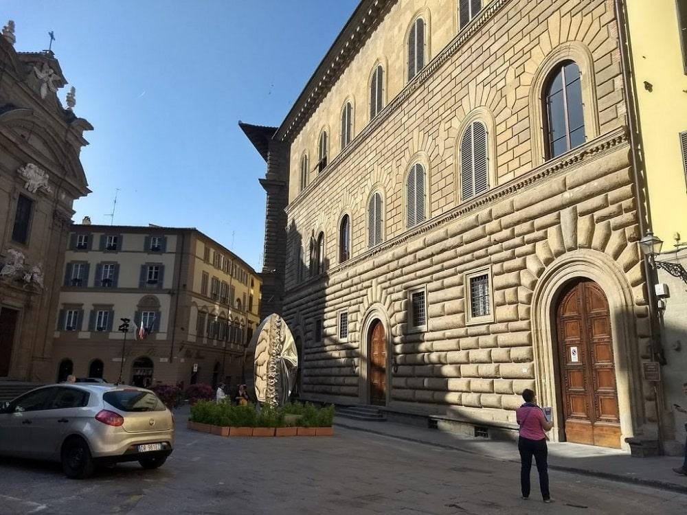 Архитектура палаццо