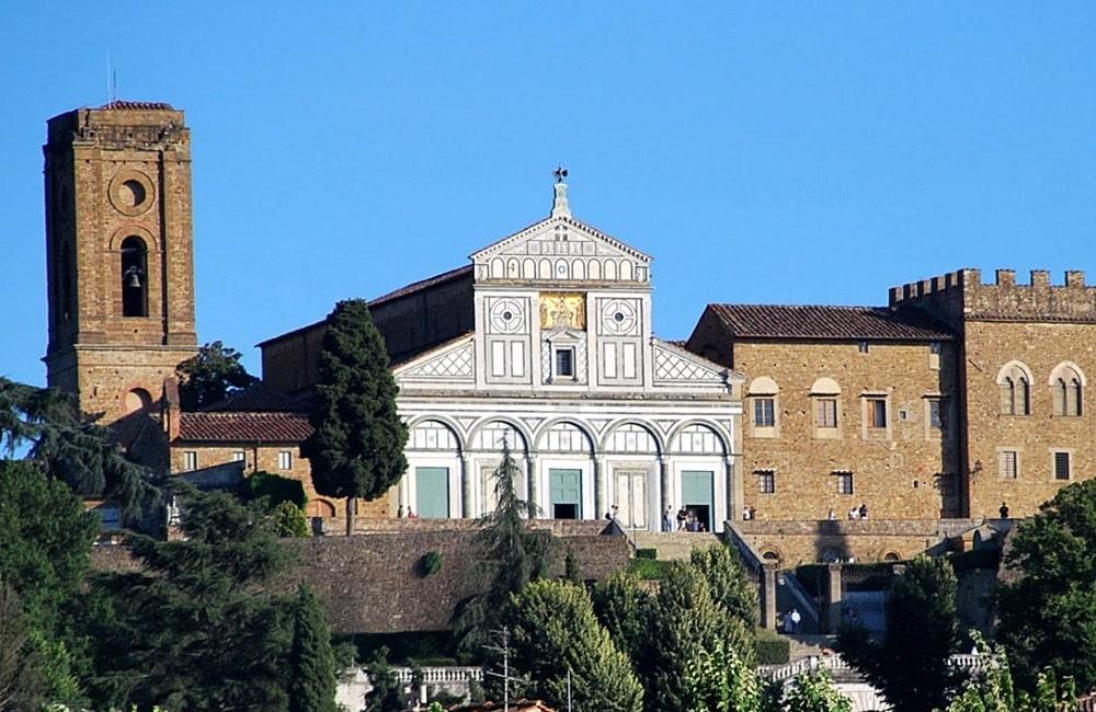 Базилика Сан-Миниато