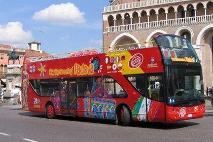 Экскурсионные автобусы во Флоренции