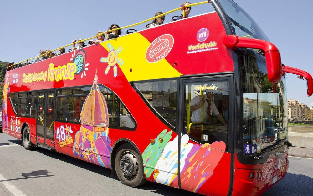 Автобус City Sightseeing Tours
