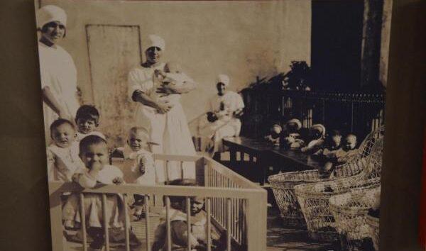 Архивное фото приюта