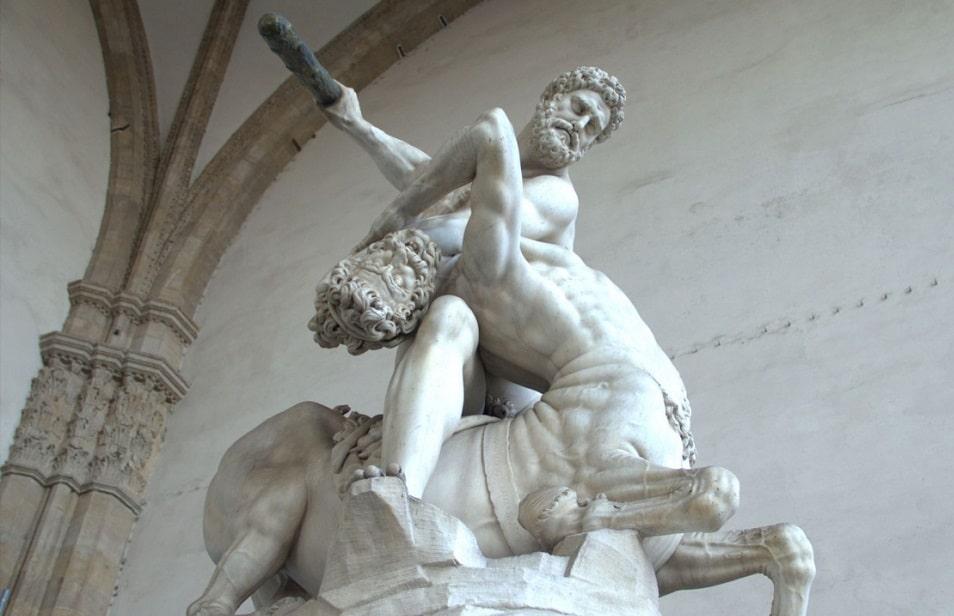 Геркулес и Кентавр