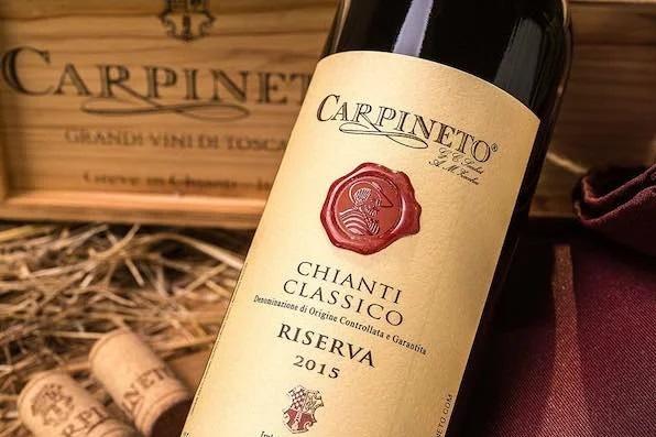 Вино Тосканы