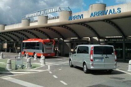 Как добраться из аэропорта Флоренции в центр города