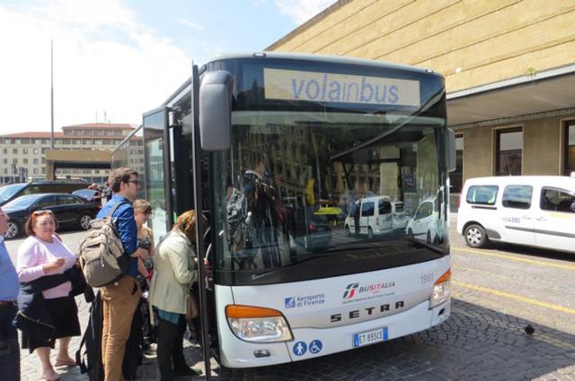 Автобус-шаттл Volainbus