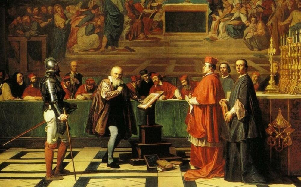Предупреждение от инквизиции