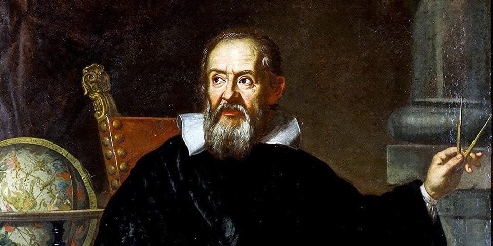 Учёный Галилео Галилей