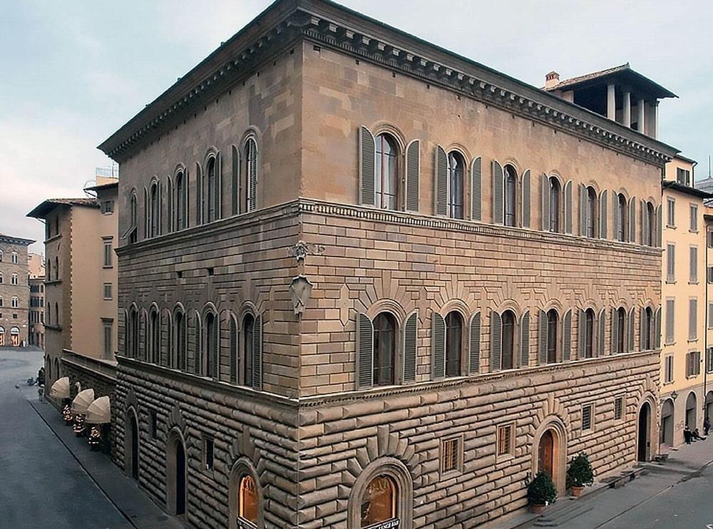 Архитектура этажей