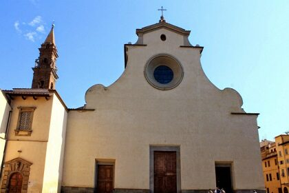 Церковь Санто-Спирито во Флоренции
