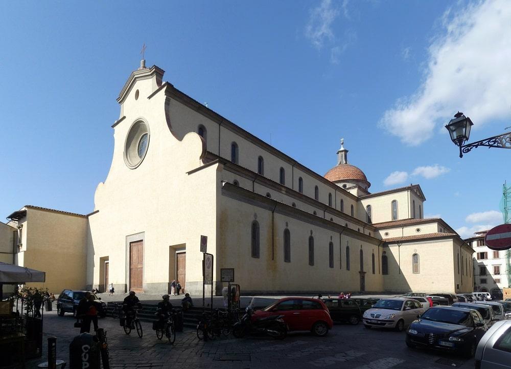 Церковь Санто-Спирито