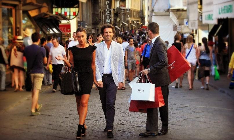 Удачный шоппинг во Флоренции