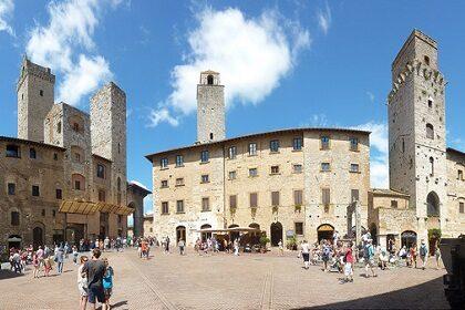 Как добраться из Флоренции в Сан-Джиминьяно