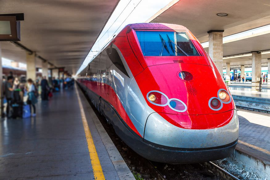 Поезд из Флоренции