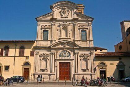 Церковь Оньиссанти во Флоренции