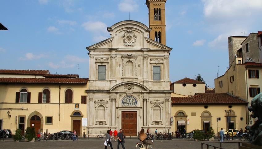 Церковь Оньиссанти