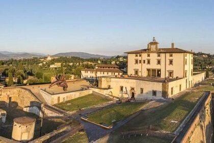 Форт бельведер во Флоренции
