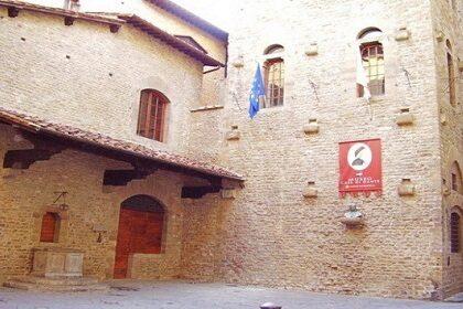 Дом-музей Данте Алигьери во Флоренции