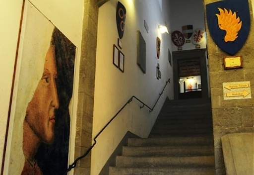 Внутри дома-музея